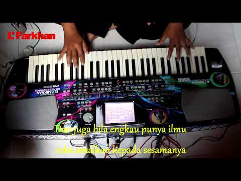 Tiga Perkara karaoke lirik cover by El Farkhan Kebumen 087837628946