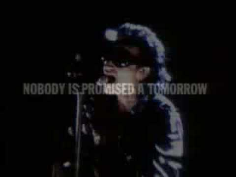 U2 The Fly Zoo TV Tour London 1992