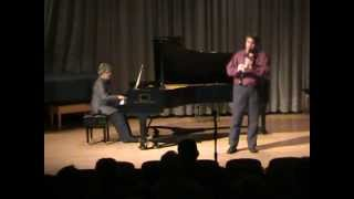 Weber Concertino for Clarinet - Sean Osborn