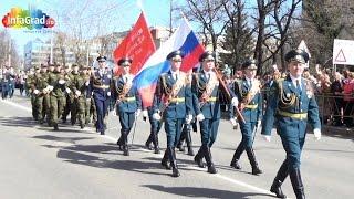 70-я годовщина Победы. 9 мая 2015 в Архангельске