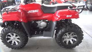 China manufacture New 400cc 4 wheeler ATV with CVT engine for sale