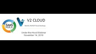 Under the Hood Webinar: V2 Cloud