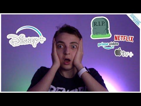 Disney+ Will DESTROY The Competition! | BenObi Tech Live 13/04/2019