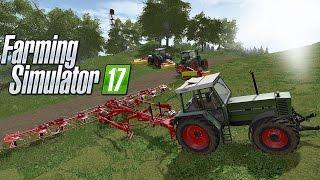 """Farming Simulator 17 """"FENDT W ROSJI"""" #6☆Rosyjskie Sianokosy zawsze spoko!  ㋡ MafiaSolec Team"""