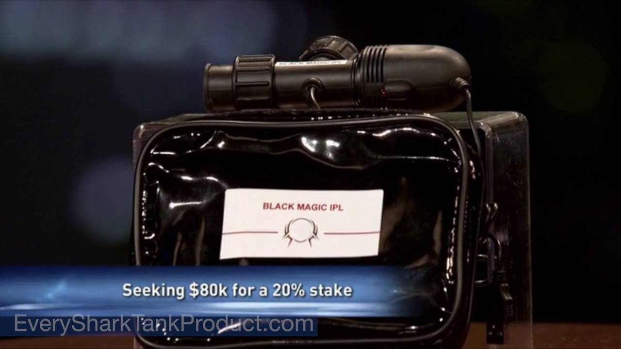 Neo innovations pitch shark tank season 4 episode 18 for Shark tank tattoo removal