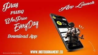 💸PUBG Earning App | Play Game & Earn Paytm Money | INDTournament App for Money Earning