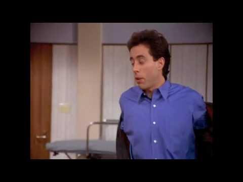 """Seinfeld- """"The Heart Attack,"""" Superman Comic"""