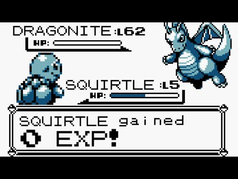 Can You Beat Pokemon Red/Blue WITHOUT EXP?