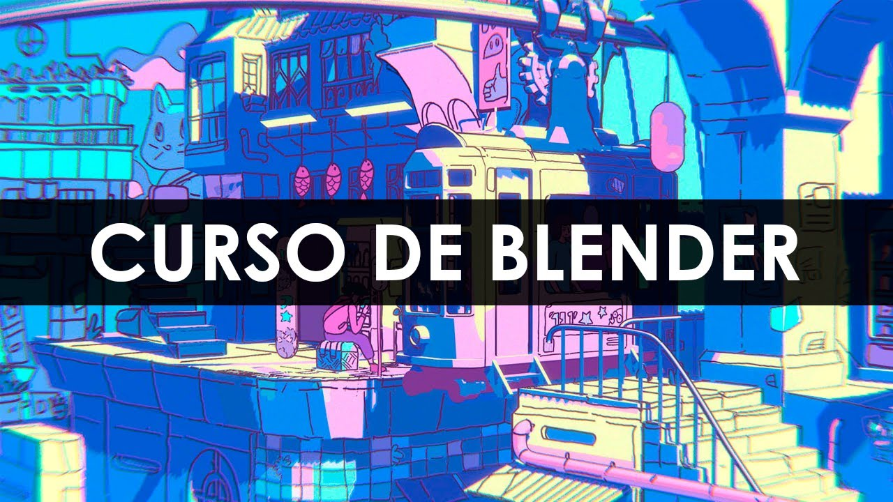 Download CURSO DE BLENDER - COMPLETO