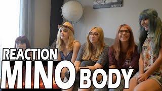 Reaction Mino (미노) - Body (몸)