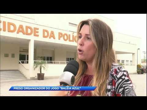 Polícia prende um dos curadores do jogo Baleia Azul na Baixada Fluminense