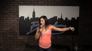 Renee Santos @ The Broadway Comedy Club