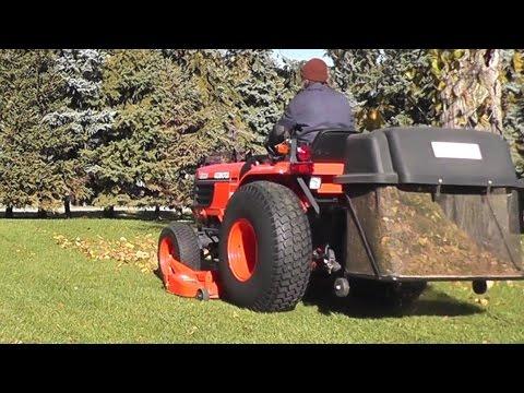 Grass Catcher Mods DIY FAST Install & Dump