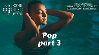 Licensed music – playlist 'Pop – part 3'