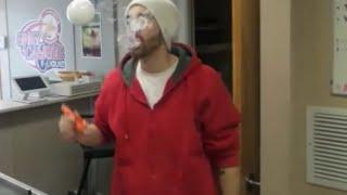 Blowing Vape Bubbles - The STRANGEST E-Cig Accessory!