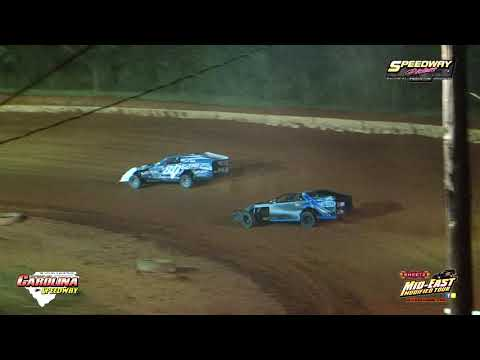 3 Heat races / NO FEATURE FILMED follow us on facebook https://www.facebook.com/pages/Speedway-Videos/208823702549862?ref=hl All graphics ,video, ... - dirt track racing video image