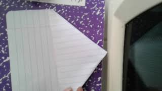 HOW TO MAKE A ORIGAMI PAPER CLOWS (EASY)