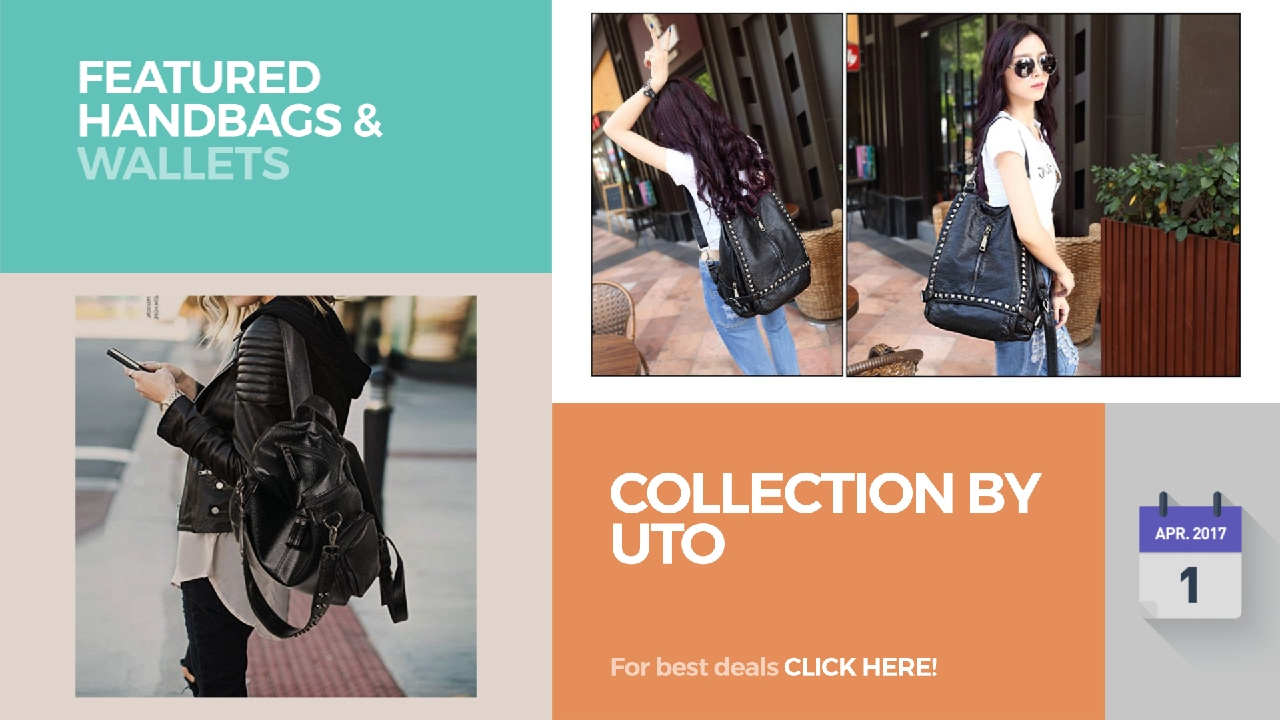 cf43fec0a51 Collection By Uto Featured Handbags & Wallets