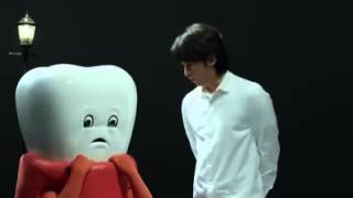 "Systema ""Shishuupoketto Man"" CM 2014 with Okada Junichi http://syst..."