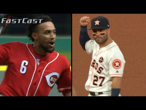 MLB.com FastCast: Altuve honored by AP – 12/27/17