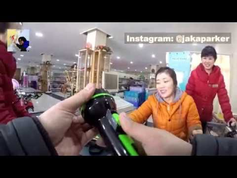 'Argentina' Store in North Korea - Part 2