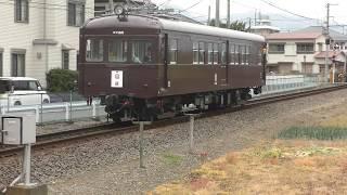 伊豆箱根鉄道大雄山線2019年3月29甲種