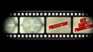 Film Reel Intro - After Effects Sequence