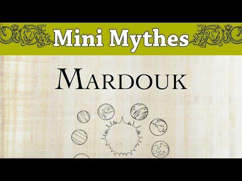 Mardouk et Tiamat - Mythologie Mésopotamienne - Mini Mythe #29