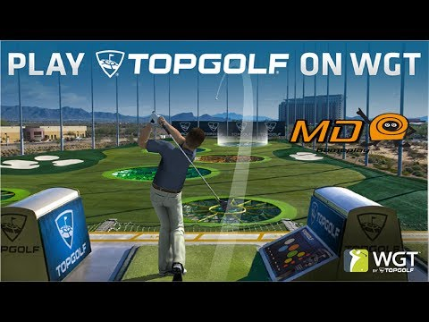 WGT Golf Game By Topgolf  ► Gameplay IOS & Android