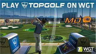 WGT Golf Game by Topgolf  ► Gameplay IOS & Android screenshot 3