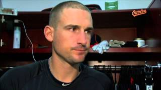 Ryan Flaherty discusses his performance in the O
