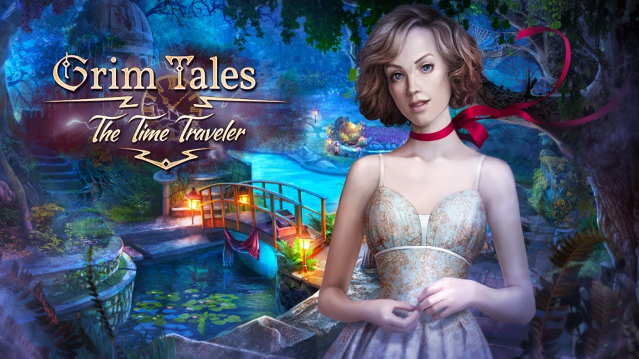 Grim Tales: The Time Traveler - Android/iOS (By Elephant Games LLC )