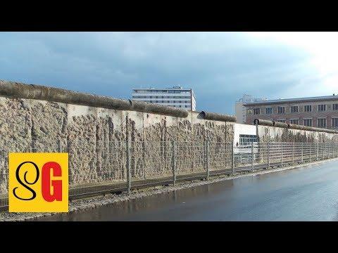 Die Berliner Mauer Slow German 073 Youtube
