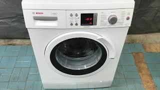 стиральная машина Bosch logixx 8, WAS28443