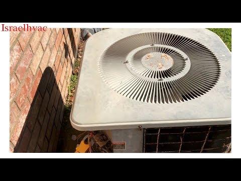 HVAC Service   Compressor Won't Start
