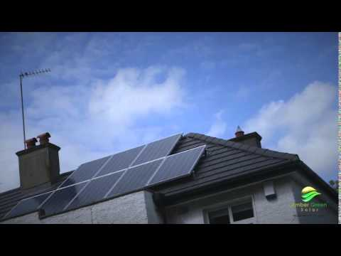 Amber Green Energy - Solar Panels