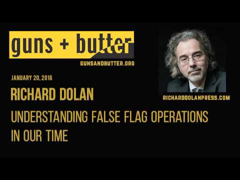 Richard Dolan | Understanding False Flag Operations In Our Time