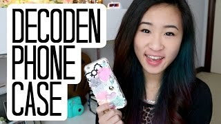 Tumblr Inspired Decoden Phone Case | TutorialsByA Thumbnail