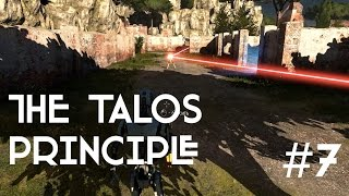 ЛАБИРИНТЫ ► ХРАМ А - 7 ► The Talos Principle ► #7