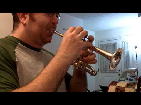 Beatles Penny Lane Piccolo Trumpet Solo