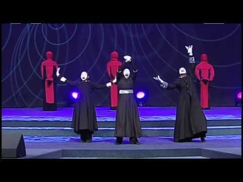 Here I Am To Worship (Rhonda Jones and The Potters House Mime Ministry)