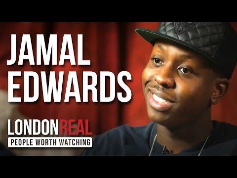 Jamal Edwards - Self Belief - PART 1/2 | SBTV on London Real