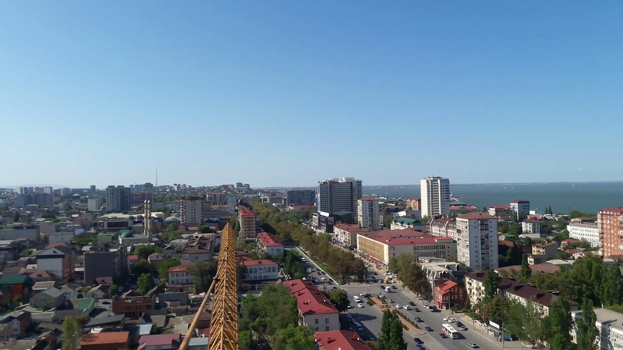 Фотографии махачкала вид города сверху малыша