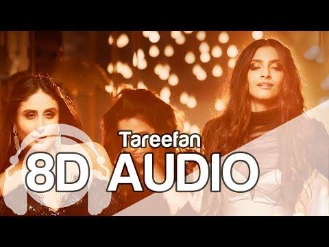 Tareefan   8D Audio Song   Veere Di Wedding   QARAN Ft. Badshah (HQ)🎧