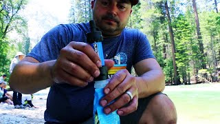 Sawyer Mini Water Filter Review - Adventure Tested