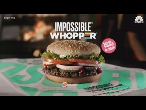 Aly - Burger King Is Testing A Meatless Whopper