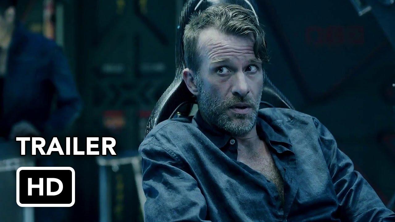 The Expanse Trailer German