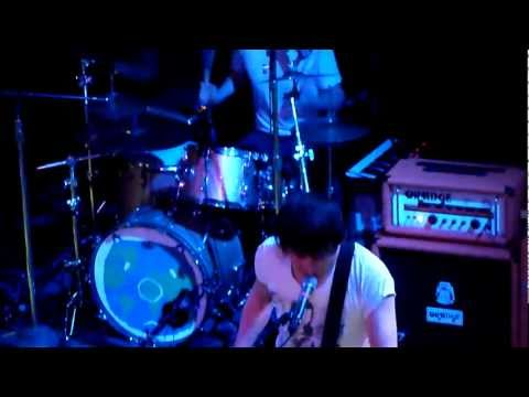 The Wombats - Girls/Fast Cars Live @ Great American Music Hall Live, SF - May 7, 2012
