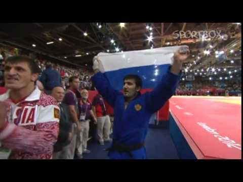Тагир Хайбулаев Дзюдо · Мужчины  До 100 кг золото, Летние Олимпийские игры 2012