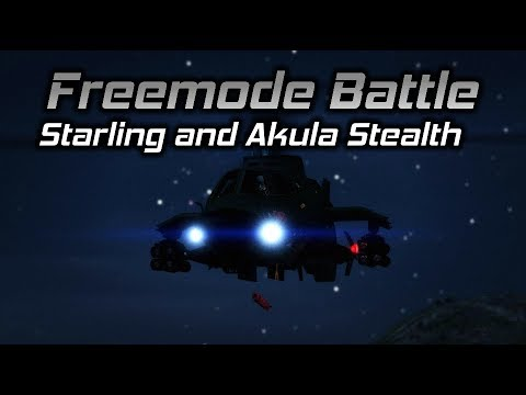 GTA Online: Starling And Akula Stealth Strategy (GTA Online Freemode Battle)